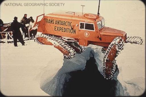 Antarctic Expedition 108