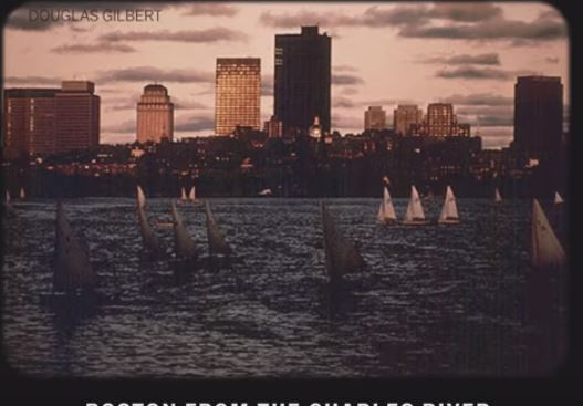 Boston from the Charles River 92