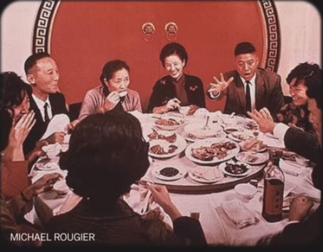 Chinese dinner party 81