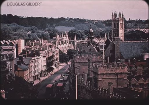 English city (Oxford) 91