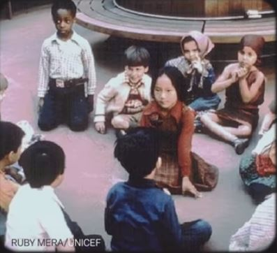 Group of children 36