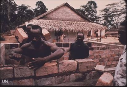 House construction (African) 84