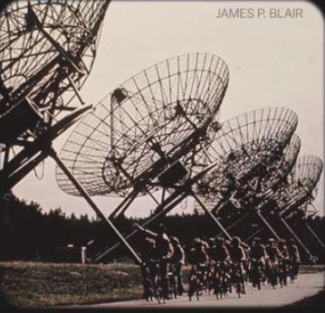 Radio telescope (Westerbork, Netherlands) 109