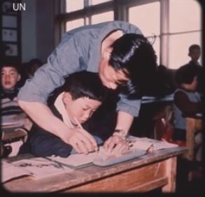 Schoolroom 73