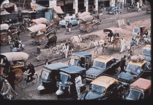 Street scene, Asia (Pakistan) 101