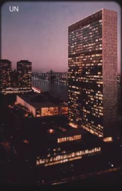 UN Building Night 94